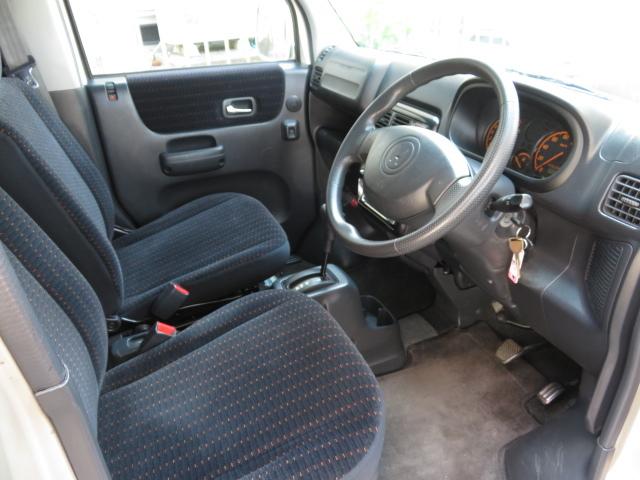 バモスターボ4WD AT車リビルトタービンタイベル交換 検2年付_画像5