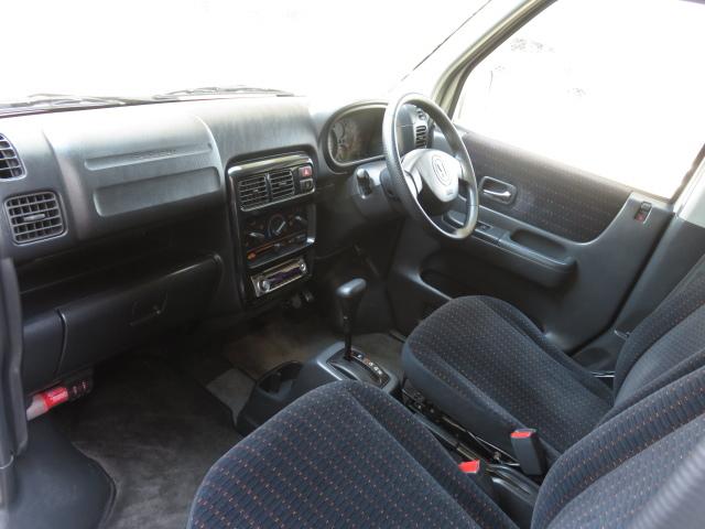 バモスターボ4WD AT車リビルトタービンタイベル交換 検2年付_画像6