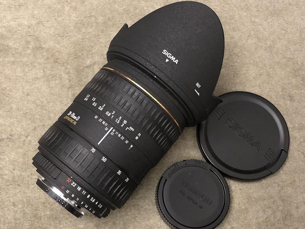 9913MR 送料無料 SIGMA 28-70mm F2.8 D EX ASPHERICAL Nikon シグマ