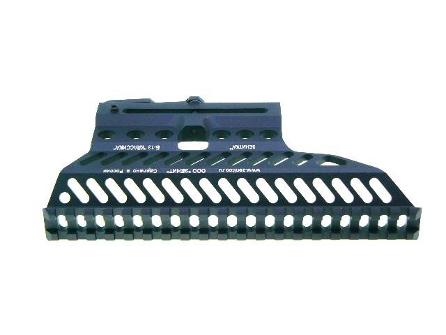 AK用zenitco型B-13サイドロックマウントベース新品東京マルイAKS74N次世代AK102対応_画像3