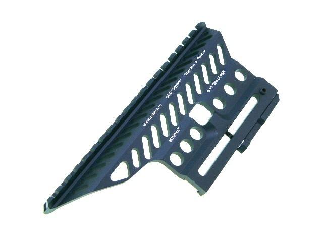 AK用zenitco型B-13サイドロックマウントベース新品東京マルイAKS74N次世代AK102対応_画像2