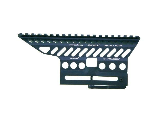 AK用zenitco型B-13サイドロックマウントベース新品東京マルイAKS74N次世代AK102対応_画像1
