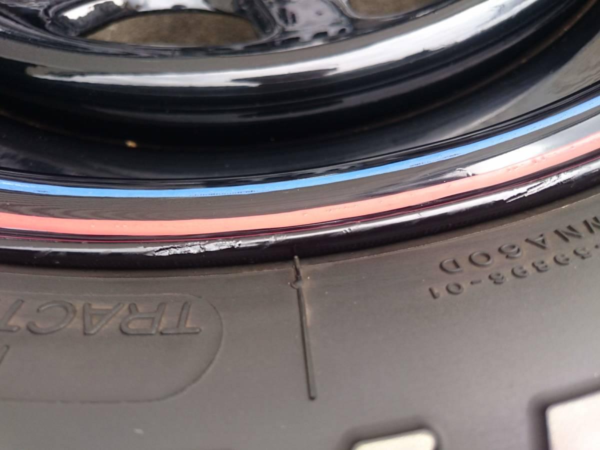 デリカ D5 PCD114.3 5穴 AWC デイトナ アメリカ製 BFグッドリッチ オールテレーン KO2 235/70R16 ホワイトレター_画像9