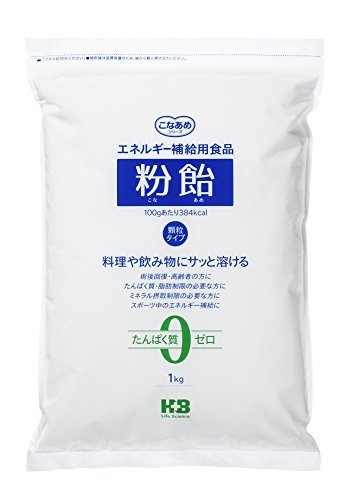 1点限り/H+Bライフサイエンス 粉飴顆粒 1kg_画像1