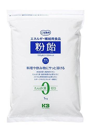 1点限り/H+Bライフサイエンス 粉飴顆粒 1kg_画像3