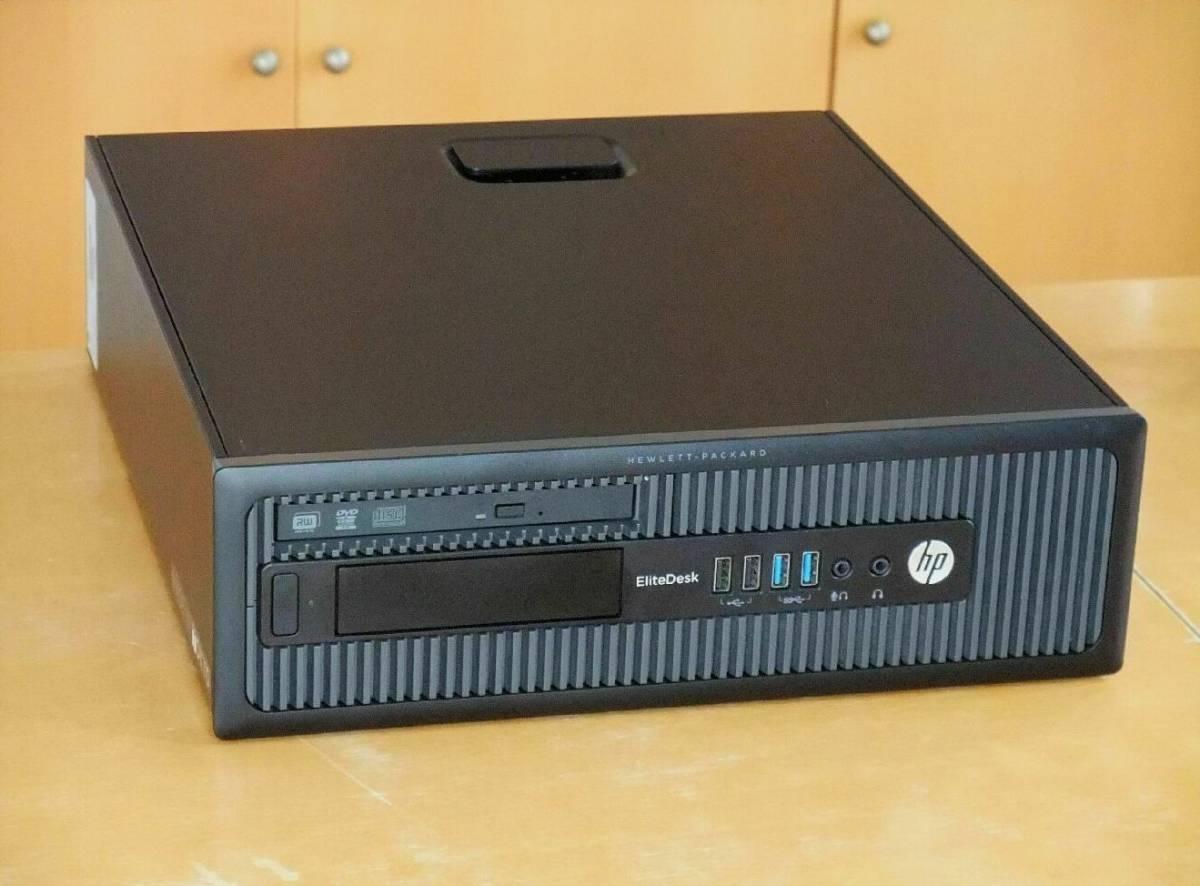 ☆究極 i7-4790 4.0Gx8/超大容量32Gメモリ/新品SSD960G+HD3TB/Office2019/無線LAN(WI-FI)/Win10/4K/USB3.0/領収証可/税不要/ProDesk600_画像3