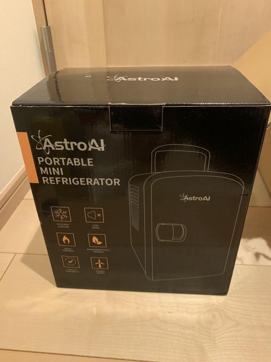 新品 未開封  AstroAI 冷温庫 ミニ冷蔵庫 4L 家庭 車載両用 保温 保冷 _画像1