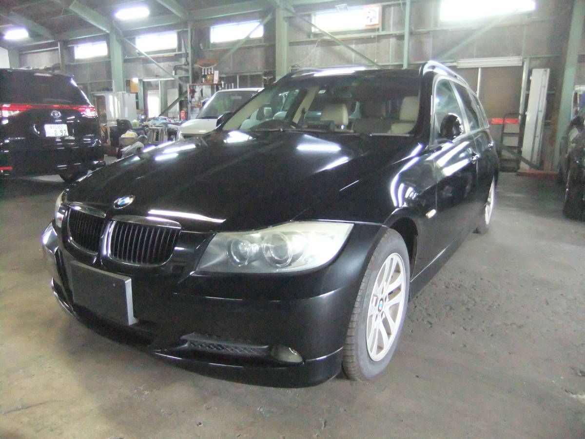 BMW 320ⅰ 抹消済 書類付き エンジン不動車