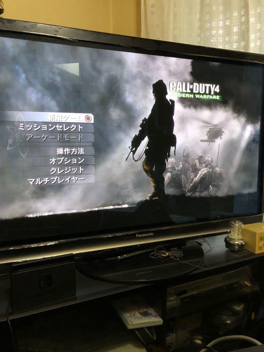 龍が如く4 コールオブデューティ4  2本セット PS3