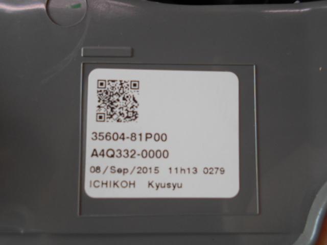 ソリオ MA36S 左テールランプ/ICHIKOH D179 中古品[H310-TB1334]_画像9