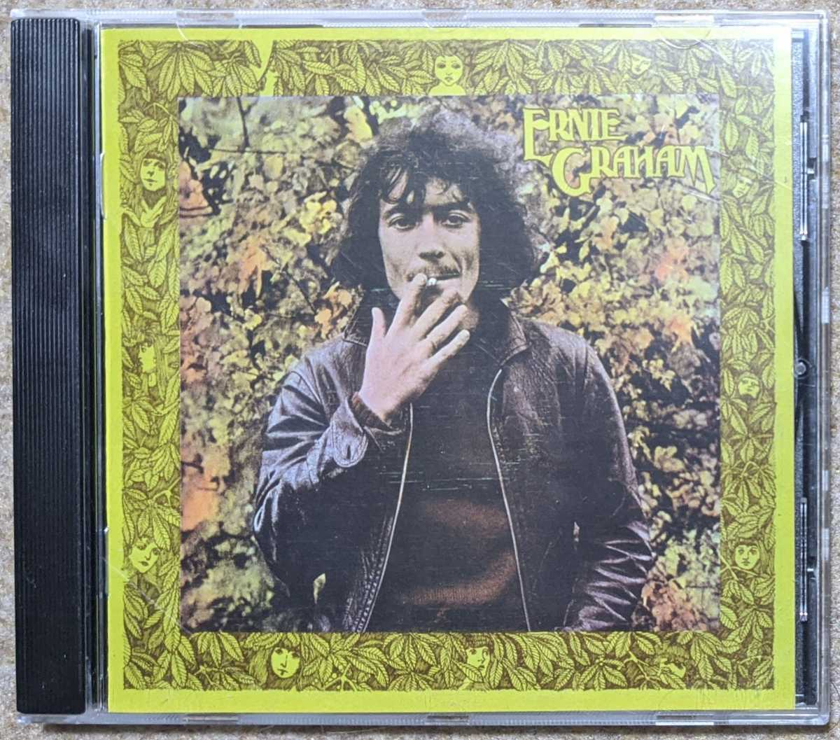 Ernie Graham★英ボートラ2曲収録CD/Nick Lowe/Ian Gomm/Brinsley Schwarz/Help Yourself/SSW名盤_画像1