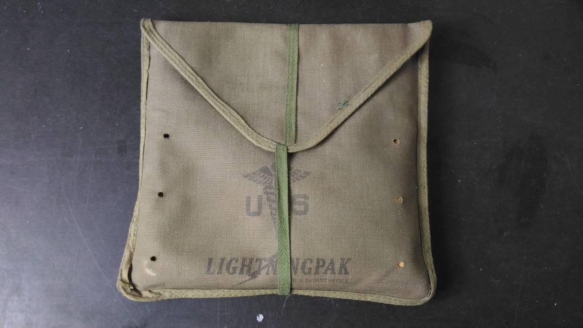 米軍 加温剤 Lightningpak WW2~朝鮮戦争~ベトナム戦争_画像2