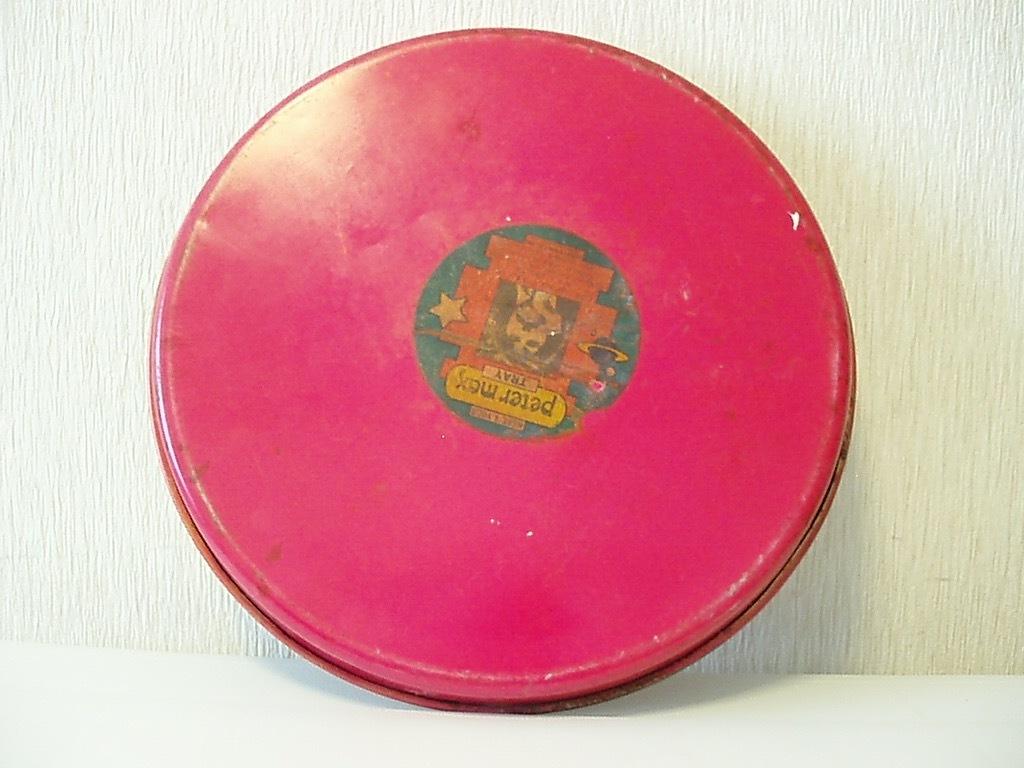 ●peter max TORAY トレイ(ピンク) ビンテージ ピーターマックス トレー 金属 雑貨 60'S 70'S ヒッピー アンティーク USA製 アメリカ製_画像2