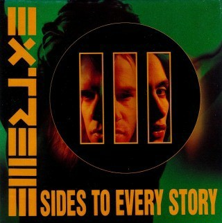 【CD】EXTREME / Ⅲ SIDES TO EVERY STORY