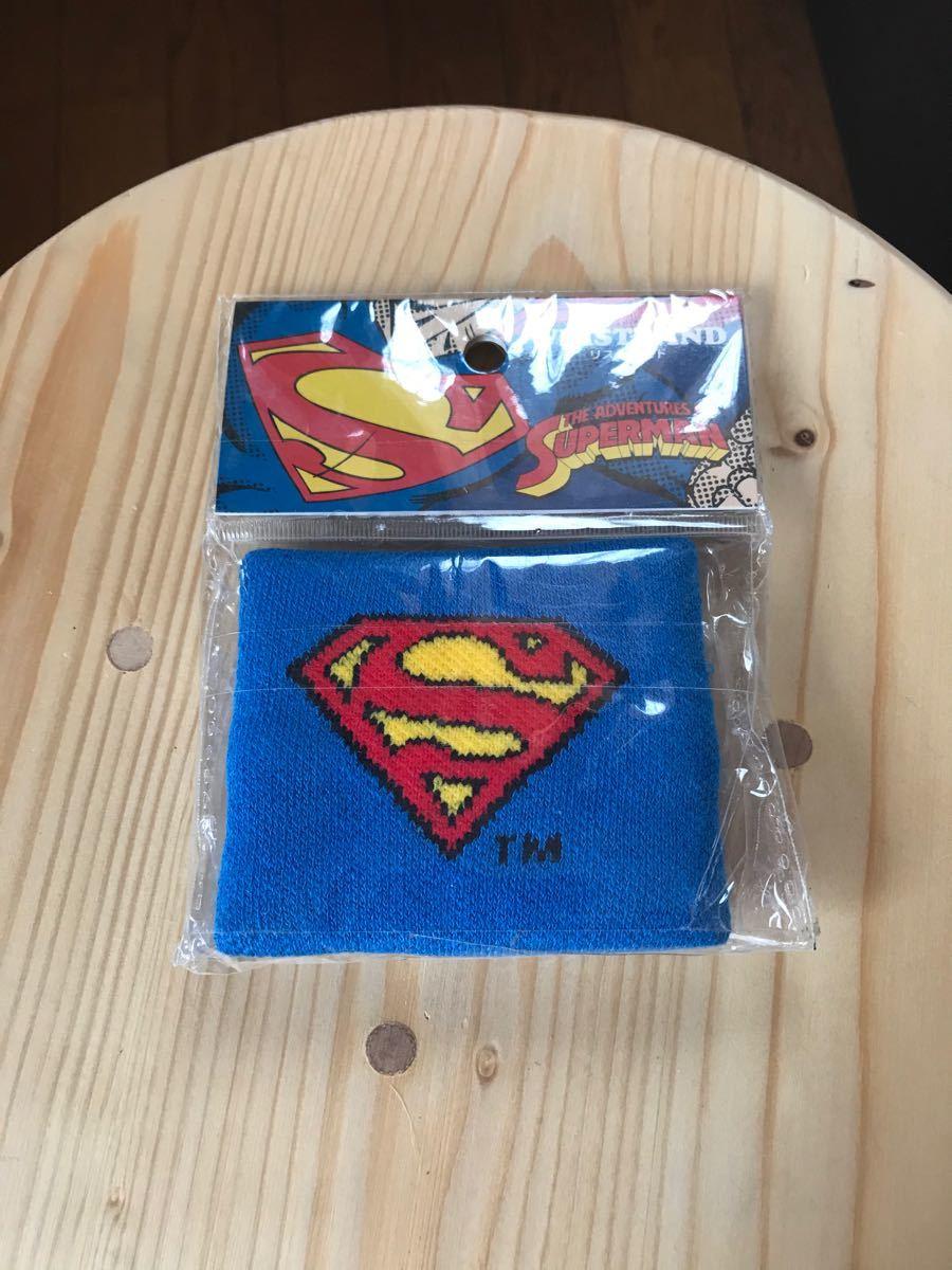 スーパーマンのリストバンド