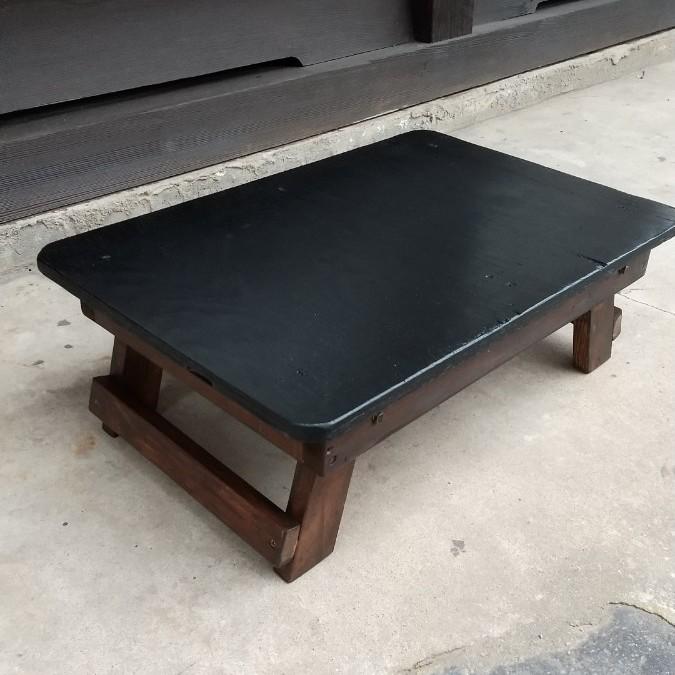 ハンドメイドミニテーブル   ローテーブル