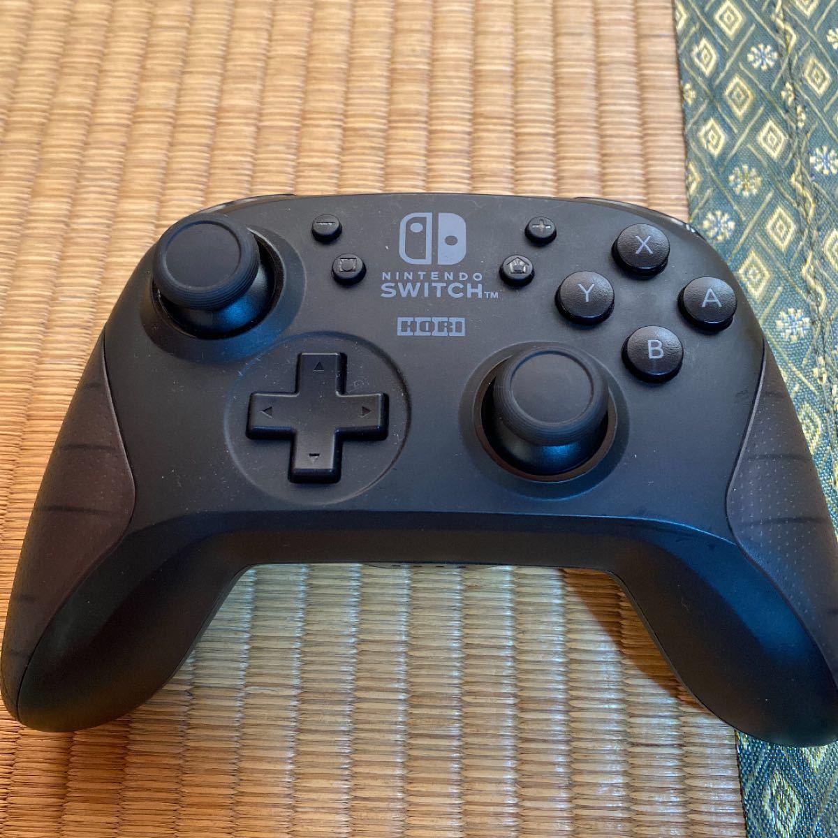 ワイヤレスコントローラー Nintendo Switch ポリバット ジャンク