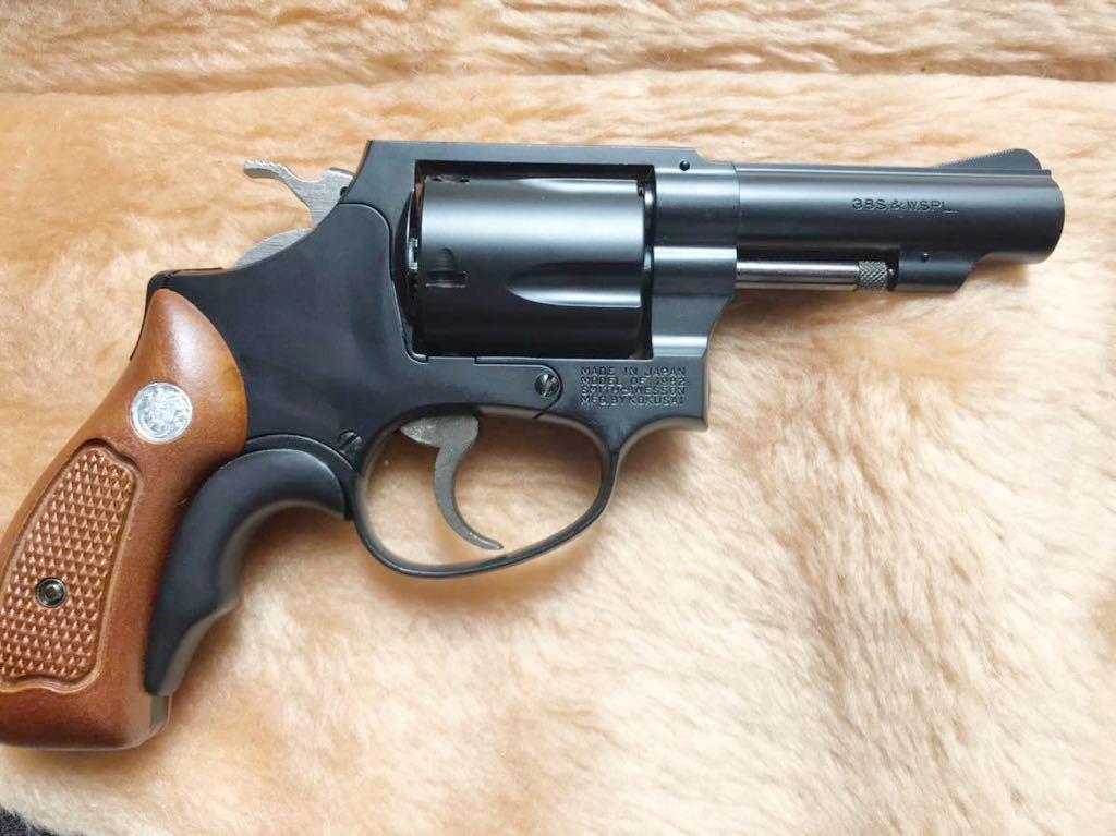 コクサイ製 M36 3in 未発火、完動品 ABS樹脂製_画像3