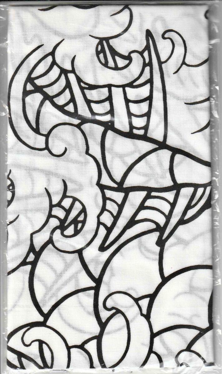 ★東京ゲームショウ2018 TGS2018 SEGA セガ 龍が如く ONLINE 【オリジナル手ぬぐい】★非売品 手拭い_画像2