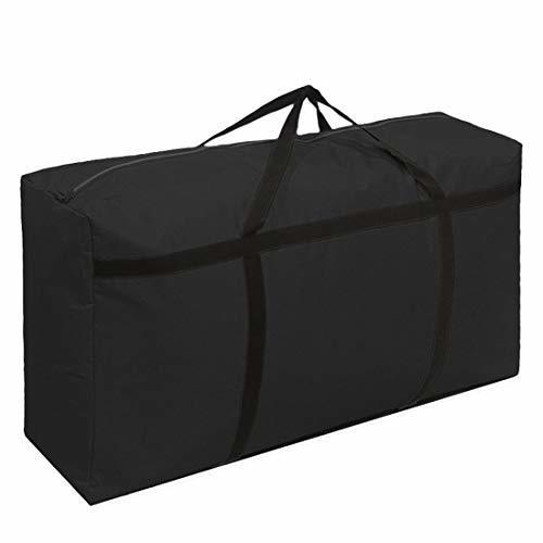 Fisstina布団収納袋ケース大容量100L 超大型バッグ整理 片づけ 引っ越しバッグ 特大サイズ 防湿 可愛い柄 収納ケース_画像1