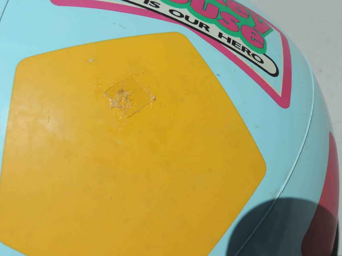 ☆Disney ディズニー MICKEY MOUSE ミッキーマウスビーチ ボール プール用品 水遊び 浮き輪☆【訳あり】☆3040_画像6