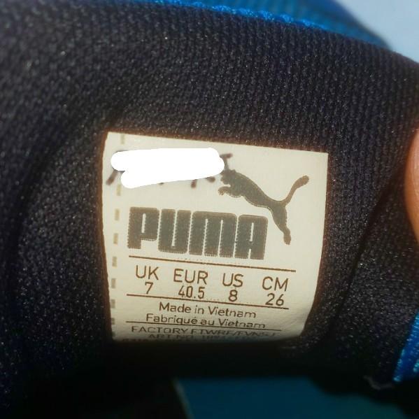 PUMA ランニングシューズ