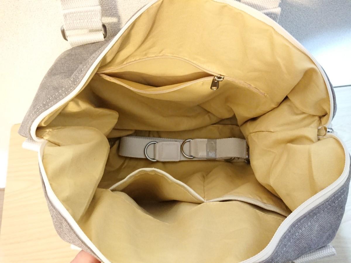 民族風 帆布トートバッグ