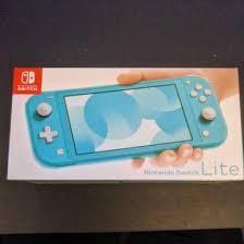 新品未開封 Nintendo Switch Light  任天堂 ニンテンドースイッチライト 本体 ターコイズ_画像1