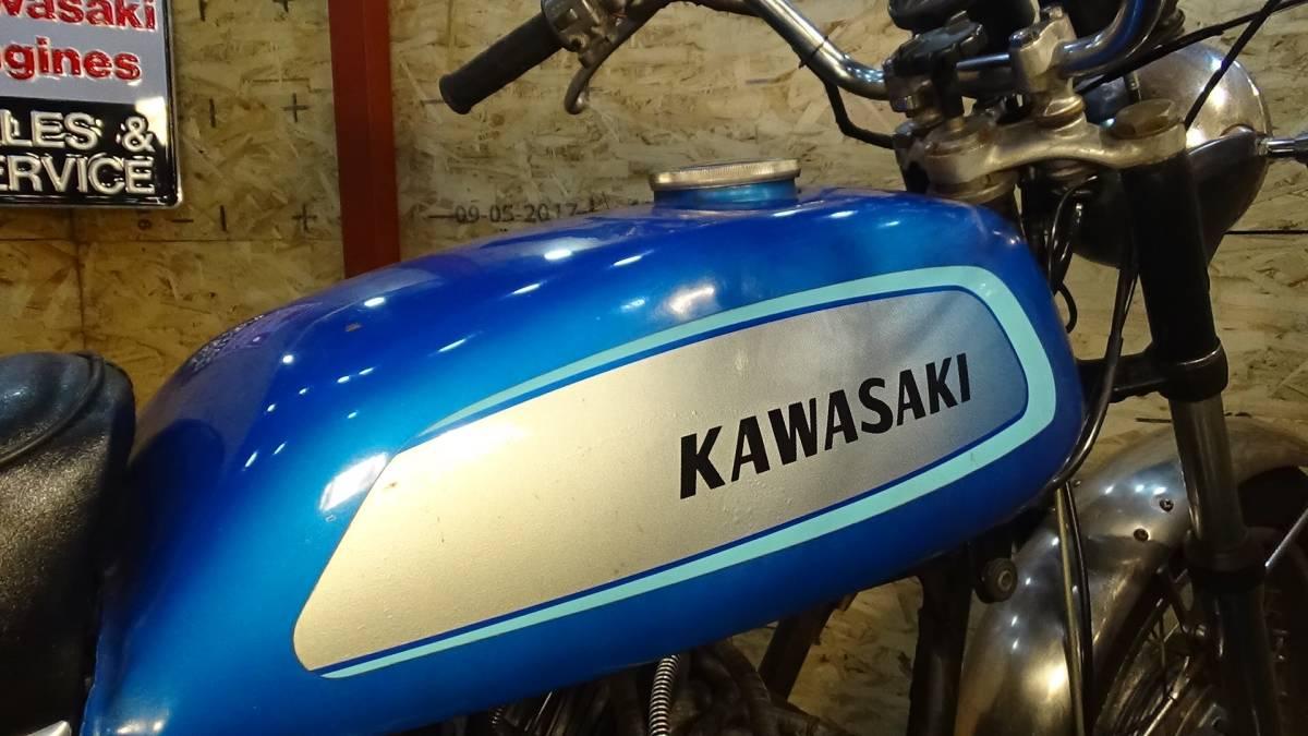 「【ローン可】KAWASAKI H1A 500SS 昭和46年 1971年 旧車 H1/SS/MACH 希少 カワサキ」の画像2