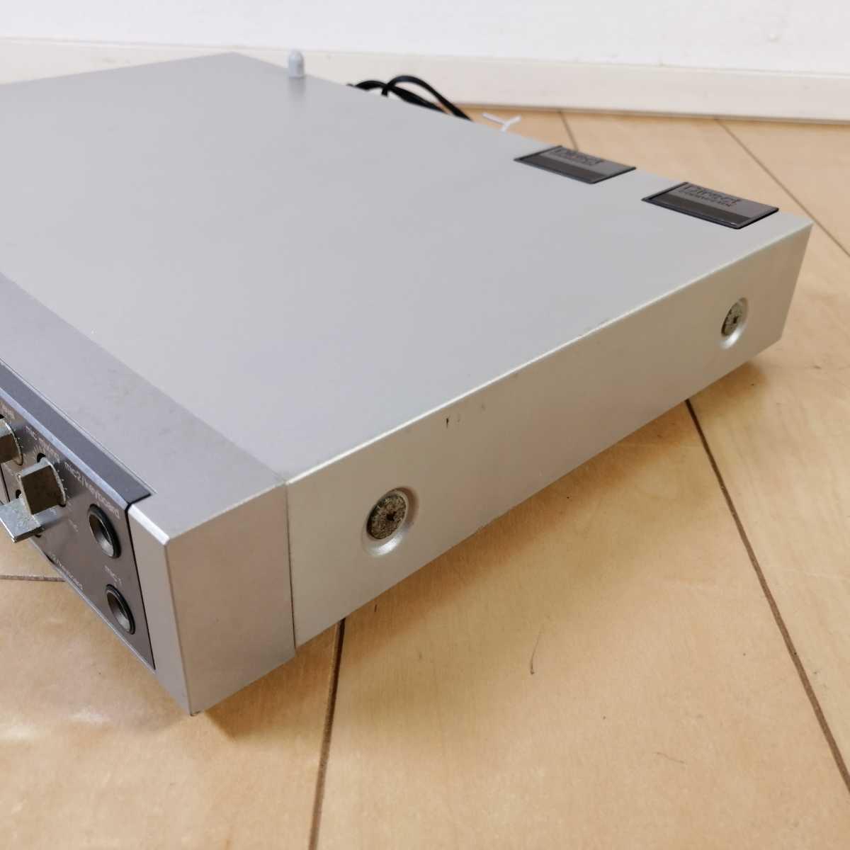 美品!! Technics テクニクス ステレオグラフィックイコライザー SH-E6 通電確認済!!_画像5