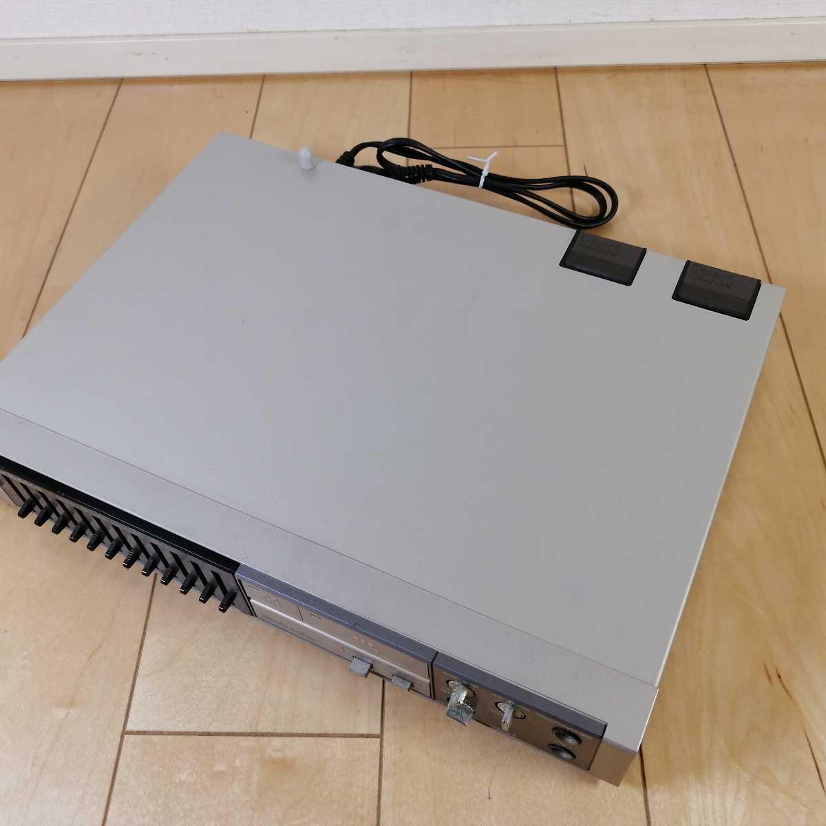 美品!! Technics テクニクス ステレオグラフィックイコライザー SH-E6 通電確認済!!_画像4