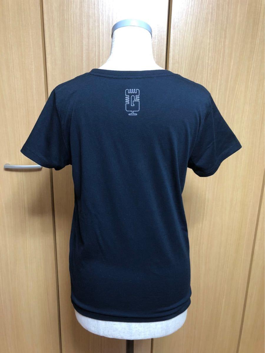オールディーズバンド・グレイハウンズのオリジナルTシャツ(シルエット)女性用