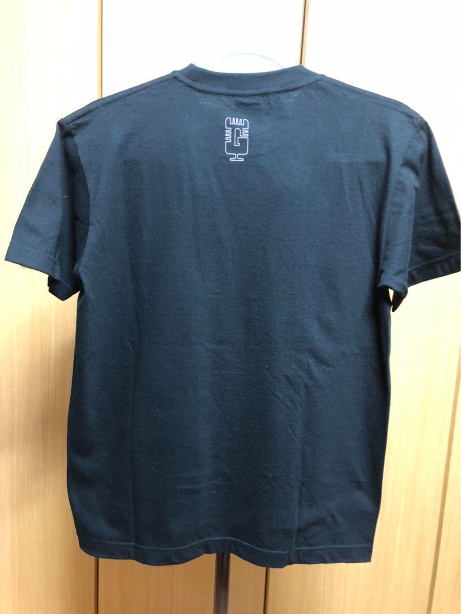 オールディーズバンド・グレイハウンズのオリジナルTシャツ(シルエット)