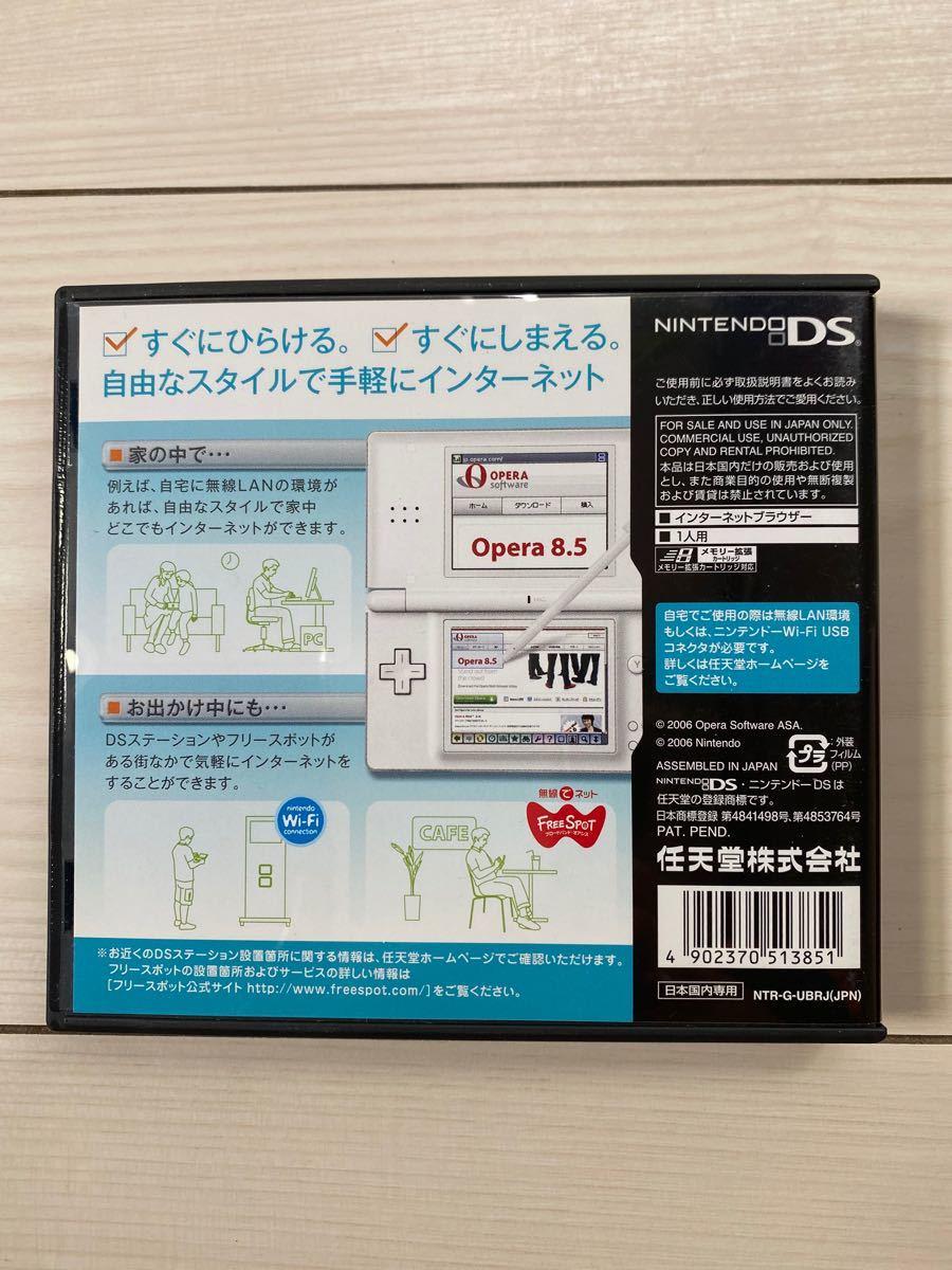 任天堂DSブラウザー  ニンテンドーDS Liteメモリー拡張カートリッジ同梱