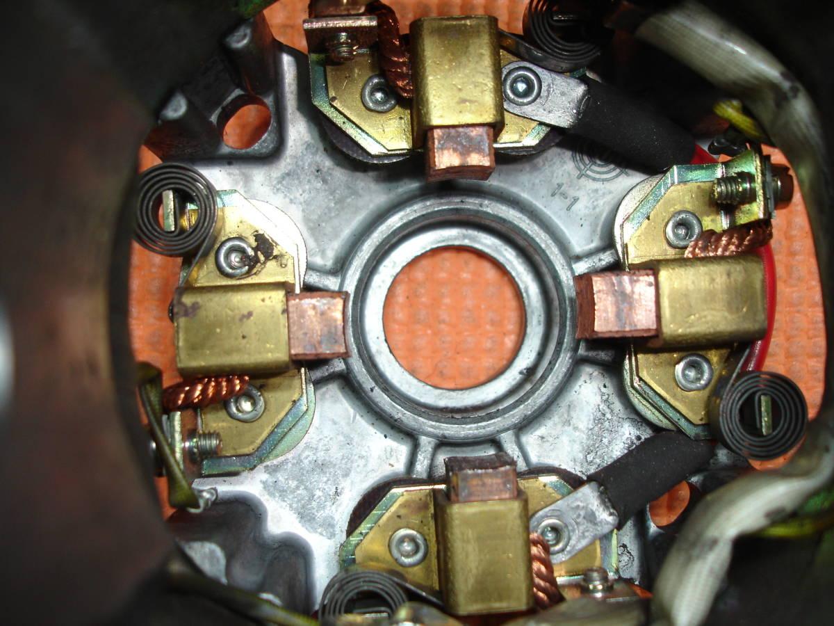 ハイドロ モーター 9スプライン used 実働品 ローライダー デイトン インパラ モンテ キャデ タウンカー リーガル カトラス カプリス 格安_画像2
