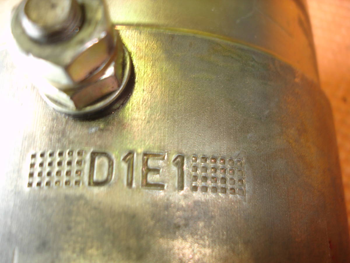 ハイドロ モーター 9スプライン used 実働品 ローライダー デイトン インパラ モンテ キャデ タウンカー リーガル カトラス カプリス 格安_画像7