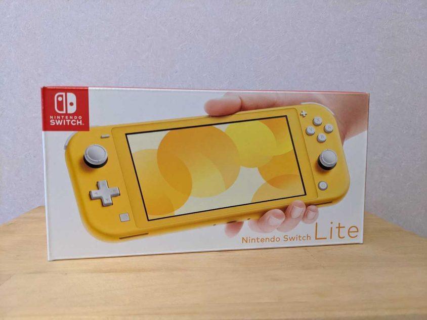 【未開封新品】Nintendo Switch Lite イエロー ニンテンドースイッチライト switch本体