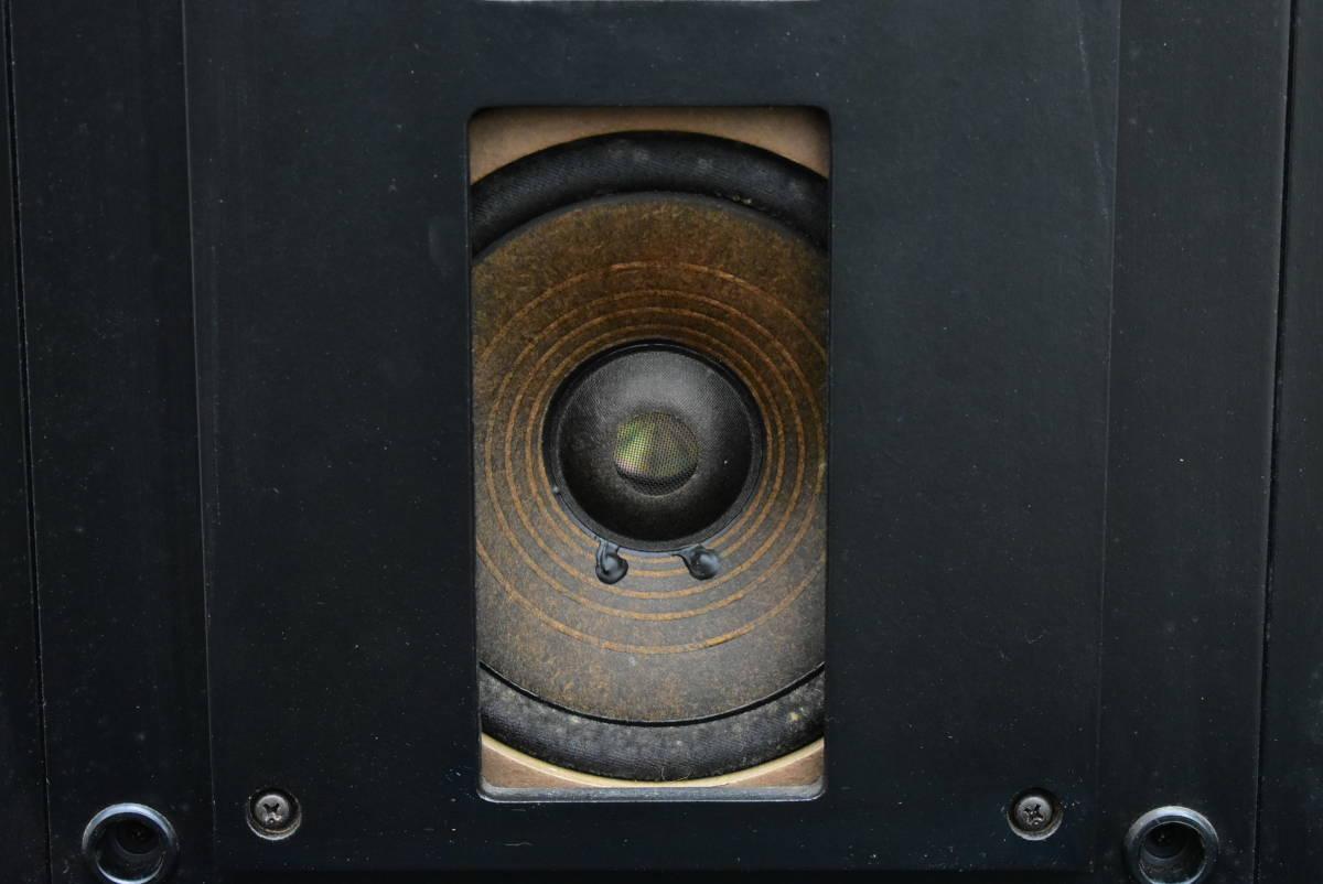 オンキヨー ONKYO スピーカーシステム E-213A oak ペア 動作品 ブックシェルフ ヴィンテージ 画像17枚掲載中_画像7