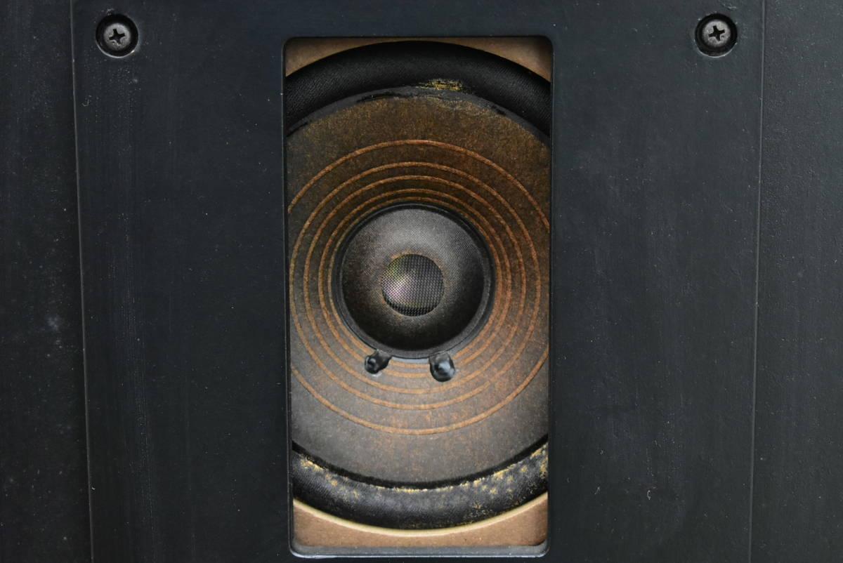 オンキヨー ONKYO スピーカーシステム E-213A oak ペア 動作品 ブックシェルフ ヴィンテージ 画像17枚掲載中_画像9