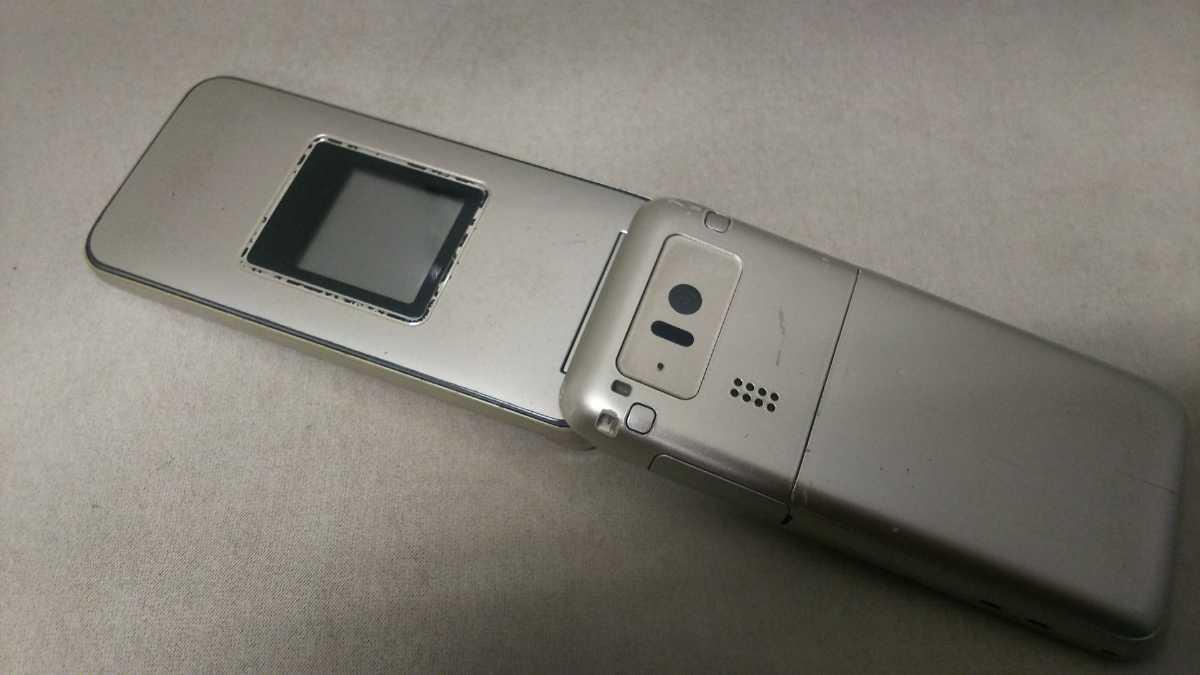 SoftBank かんたん携帯 008SH #27 SHARP ガラケー ケータイ 簡易動作確認&簡易清掃&初期化OK 判定○ 送料無料 _画像5