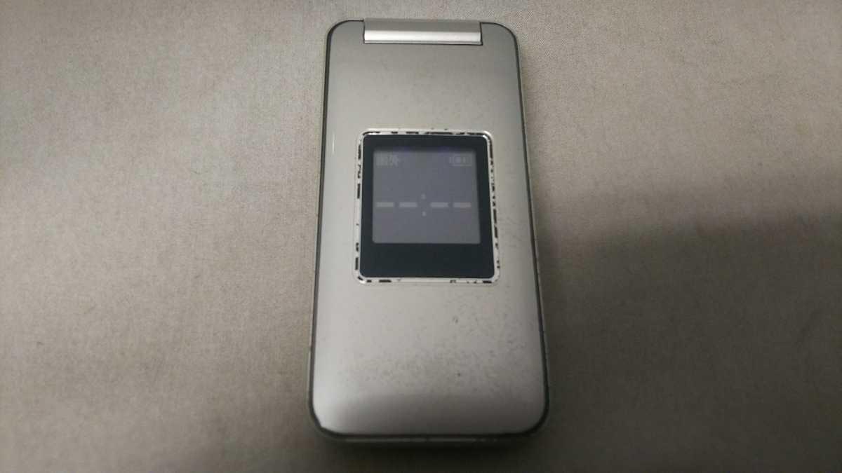 SoftBank かんたん携帯 008SH #27 SHARP ガラケー ケータイ 簡易動作確認&簡易清掃&初期化OK 判定○ 送料無料 _画像3