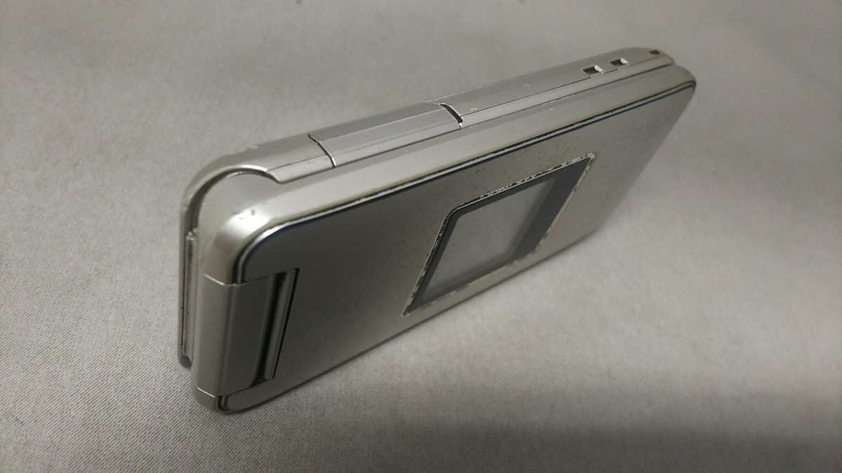 SoftBank かんたん携帯 008SH #27 SHARP ガラケー ケータイ 簡易動作確認&簡易清掃&初期化OK 判定○ 送料無料 _画像6