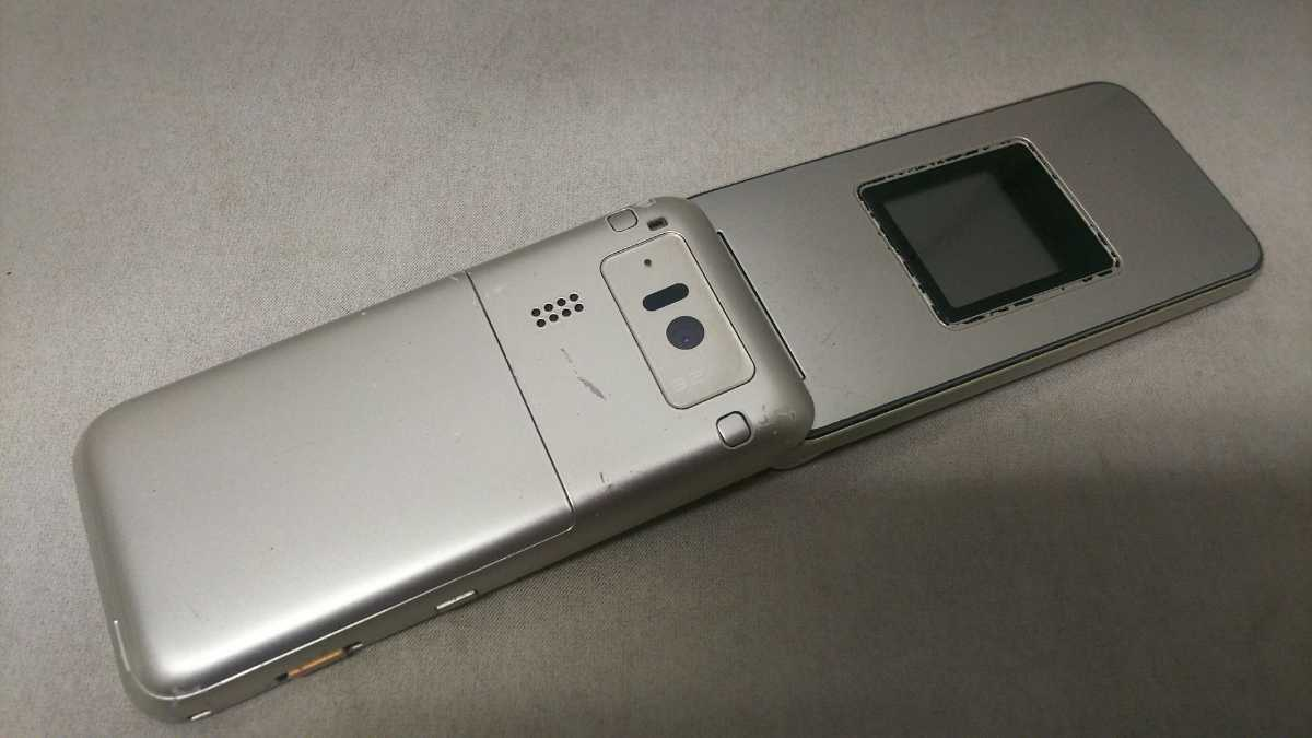 SoftBank かんたん携帯 008SH #27 SHARP ガラケー ケータイ 簡易動作確認&簡易清掃&初期化OK 判定○ 送料無料 _画像4