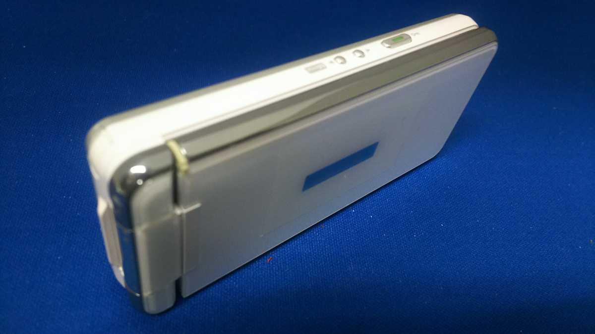 SoftBank AQUOS SHOT 933SH #SG011 SHARP ガラケー ケータイ 簡易動作確認&簡易清掃&初期化OK 判定○ 送料無料 _画像6