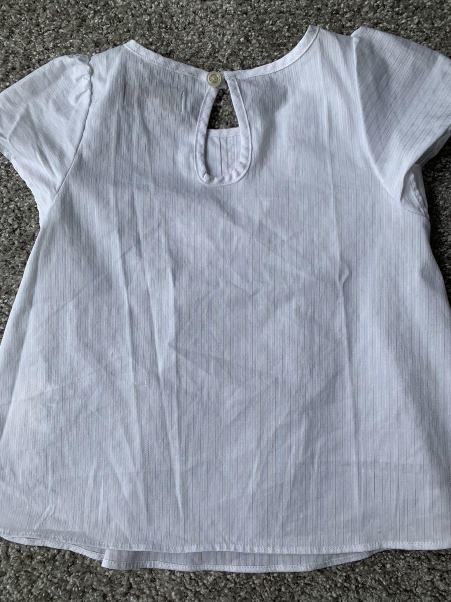 ケイトスペード可愛い半袖トップス  100 半袖Tシャツ