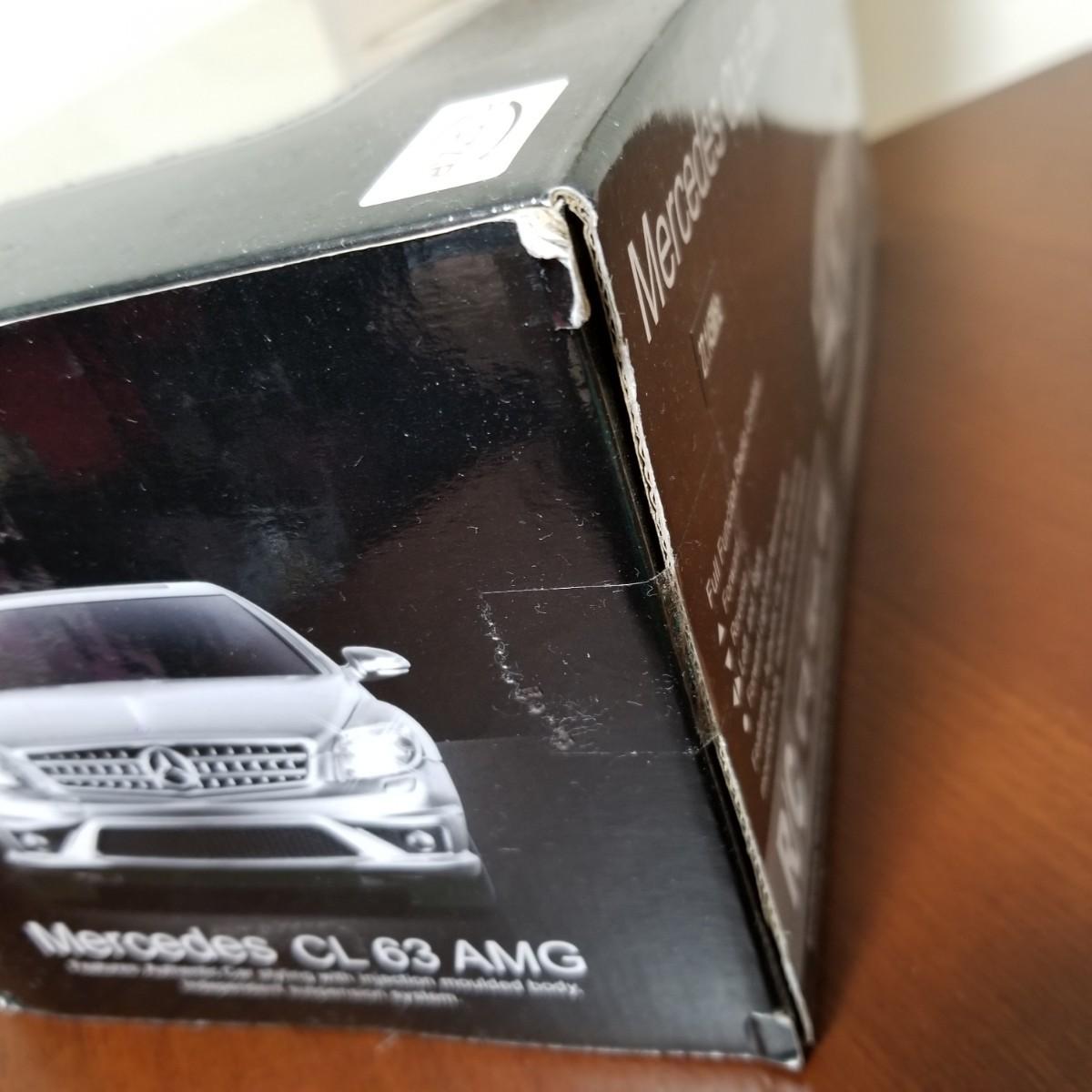 ラジコンカー ラジコン Mercedes-Benz 1/24 ラジコンカー