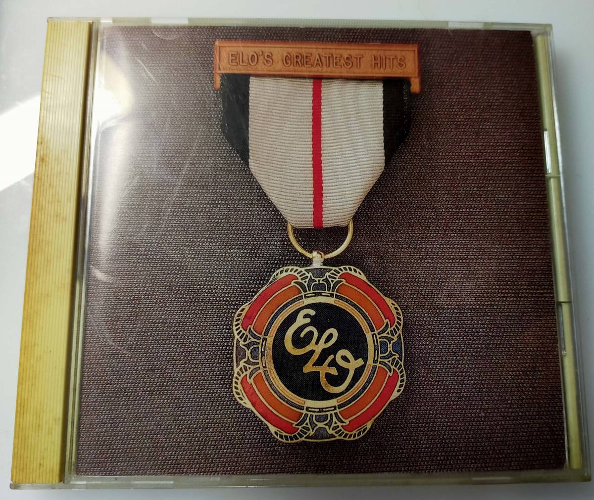 CD Electric light orchestra ELO's greatest hits 日本盤