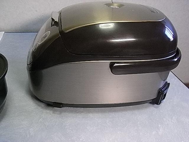タイガー 土鍋 IH炊飯ジャー(炊きたて) 3合 0.54L JKM-G550T Used 取説付_画像9