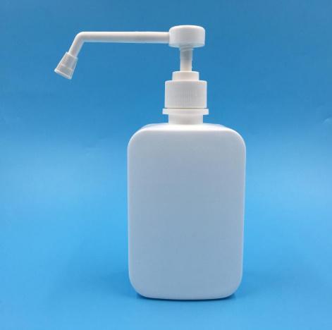 H0247 500ml2個セット アルコール消毒液 詰め替え用スプレーボトル