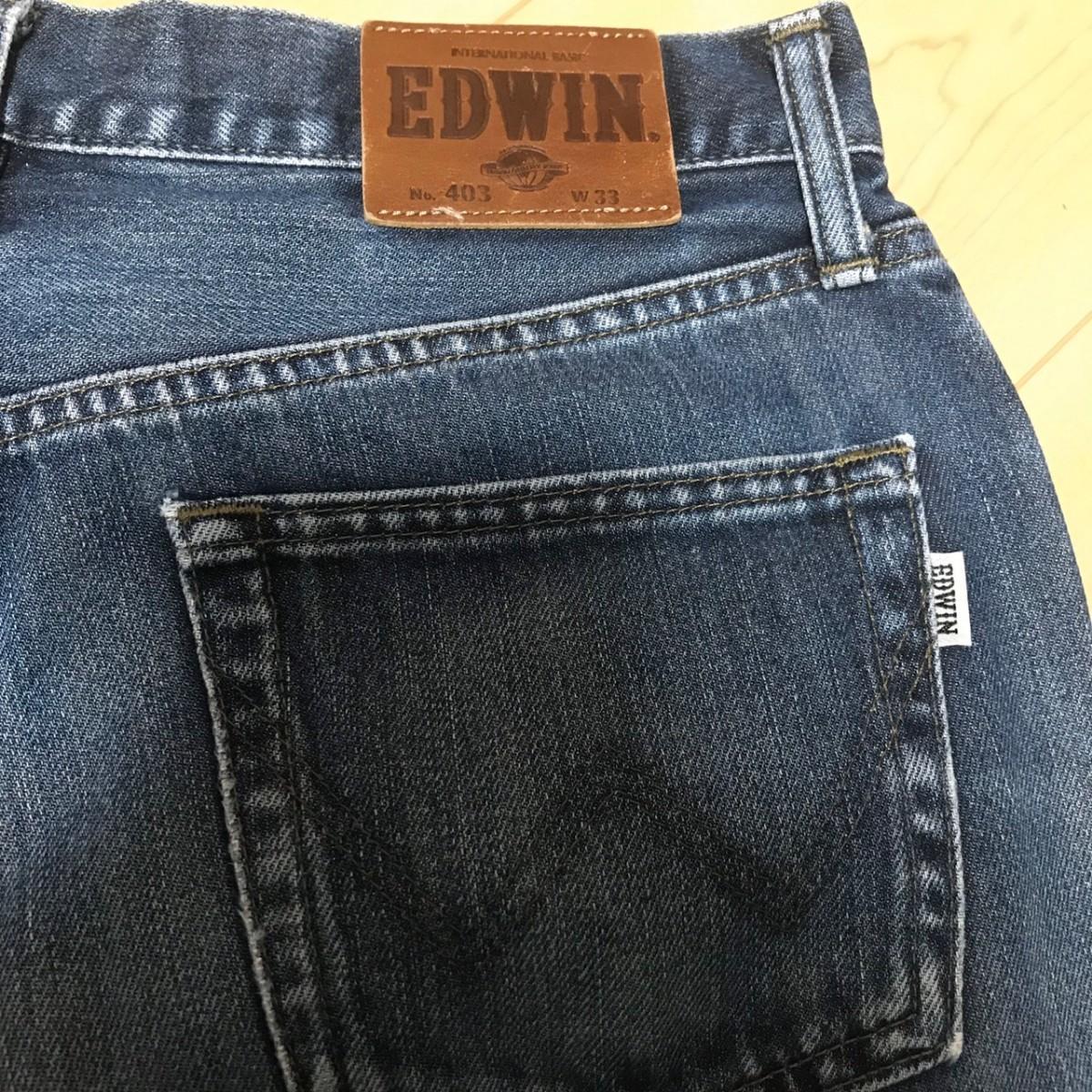エドウィン メンズ ジーパン パンツ  デニムパンツ